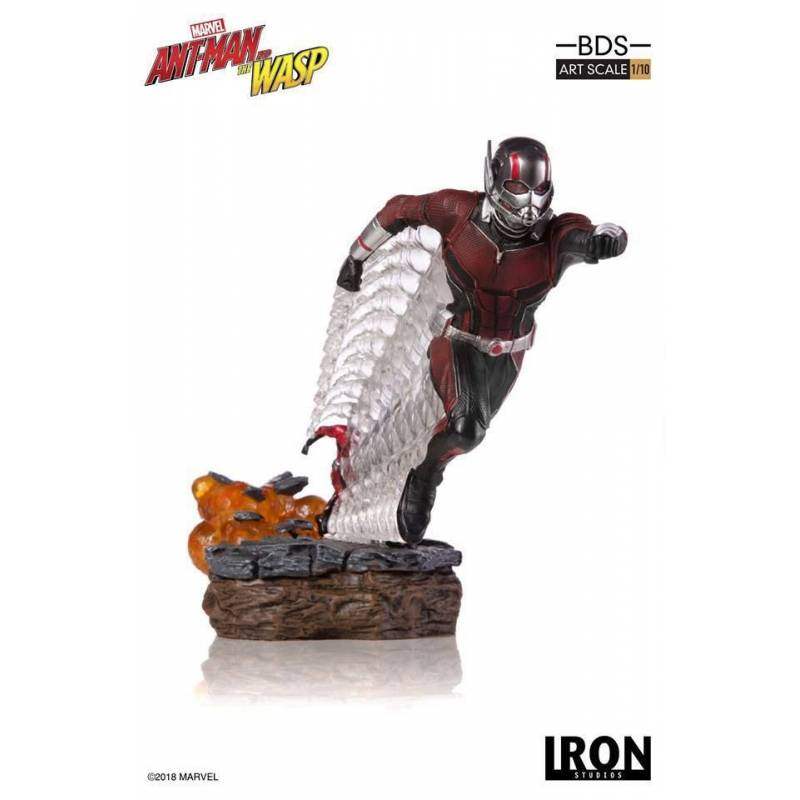 Ant-Man BDS Art Scale Iron Studios 1/10 (Ant-Man and the Wasp)