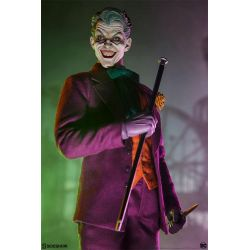 The Joker Sixth Scale Sideshow Collectibles figurine 1/6 (DC Comics)