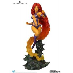 Starfire Maquette Tweeterhead Sideshow Collectibles 40 cm figure (DC Comics)