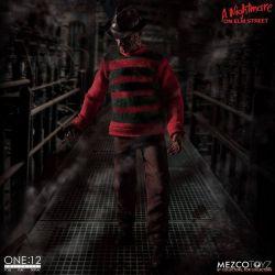 Freddy Krueger Mezco One:12 1/12 action figure (A Nightmare on Elm Street)