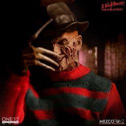 Freddy Krueger Mezco One:12 (Les Griffes de la Nuit)