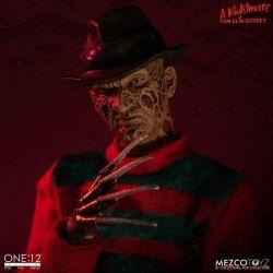 Freddy Krueger Mezco One:12 1/12 figurine (Les Griffes de la Nuit)