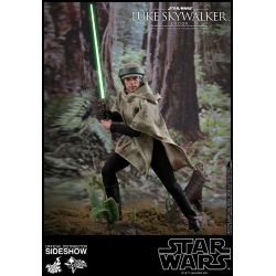 Luke Skywalker Endor Hot Toys MMS516 figurine 1/6 (Star Wars VI : Le Retour du Jedi)