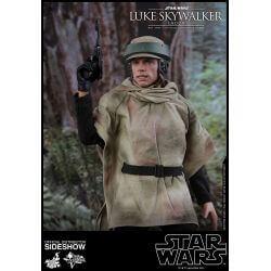 Luke Skywalker Endor Hot Toys MMS516 1/6 Figure (Star Wars VI : Return of the Jedi)