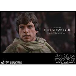 Luke Skywalker Endor Deluxe Ver. Hot Toys MMS517 1/6 Figure (Star Wars VI : Return of the Jedi)