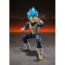 Super Saiyan God SS Vegeta SH Figuarts (Dragon Ball Super Broly)