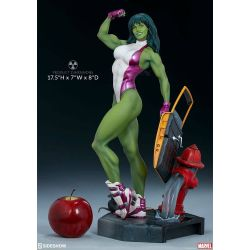 She-Hulk Adi Granov Artist Series Sideshow Collectibles 44 cm statue (Marvel Comics)