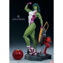 She-Hulk Adi Granov Artist Series Sideshow Collectibles statue 44 cm (Marvel Comics)