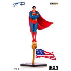 Superman Deluxe Art Scale Iron Studios Statue 1/10 (Superman : The Movie 1978)