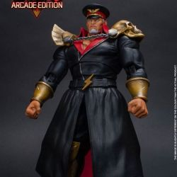 M. Bison Battle Costume Storm Collectibles figurine articulée 1/12 (Street Fighter V Arcade Edition)