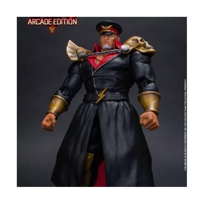 M. Bison Battle Costume Storm Collectibles figurine articulée 1/12 (Street Fighter V Arcade Edition)