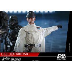 Director Krennic Hot Toys MMS519 1/6 Figure (Star Wars : Rogue One)