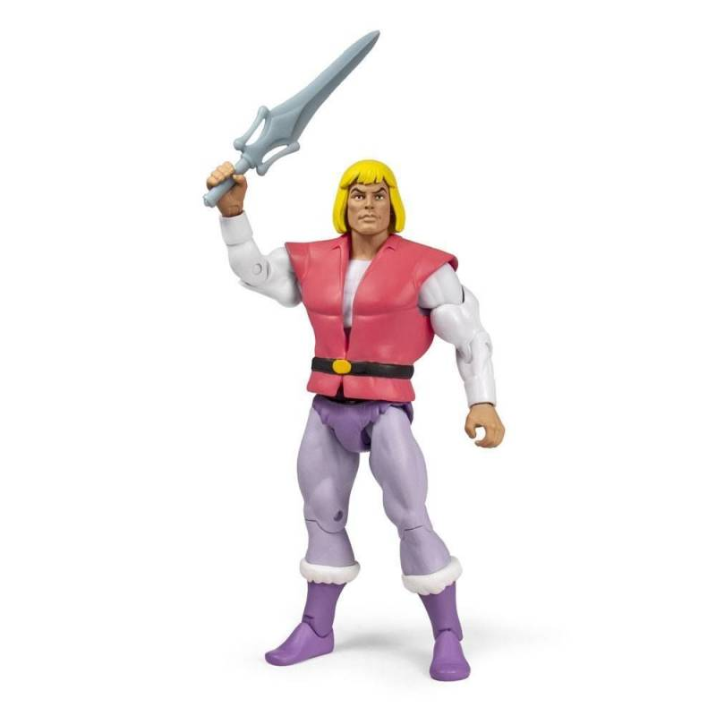 Prince Adam MOTU Classics Club Grayskull Wave 4 Super7 18 cm action figure (Master of the Universe)