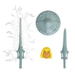 Prince Adam MOTU Classics Club Grayskull Wave 4 Super7 figurine articulée 18 cm (Les Maîtres de l'Univers)