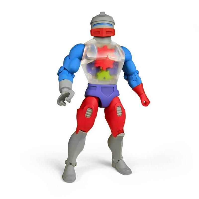Roboto MOTU Classics Club Grayskull Wave 4 Super7 18 cm action figure (Master of the Universe)