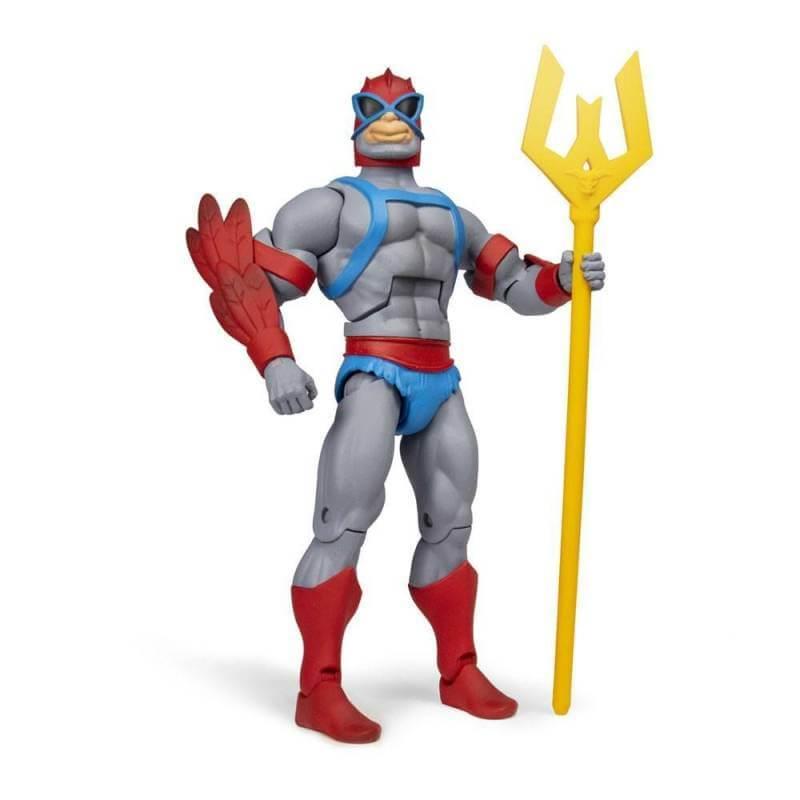Stratos MOTU Classics Club Grayskull Wave 4 Super7 figurine articulée 18 cm (Les Maîtres de l'Univers)