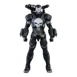 The Punisher War Machine Armor Hot Toys VGM33D28 diecast (Marvel Future Fight)