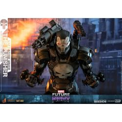 The Punisher War Machine Armor Hot Toys VGM33D28 figurine 1/6 diecast (Marvel Future Fight)