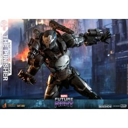 The Punisher War Machine Armor VGM33D28 1/6 diecast action figure (Marvel Future Fight)