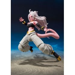 Android 21 C-21 SH Figuarts (Dragon Ball Fighterz)