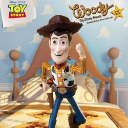 Woody Dynamic Action Heroes Beast Kingdom figurine articulée (Toy Story)
