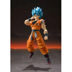 Super Saiyan God SS Son Goku Bleu SH Figuarts (Dragon Ball Super : Broly)