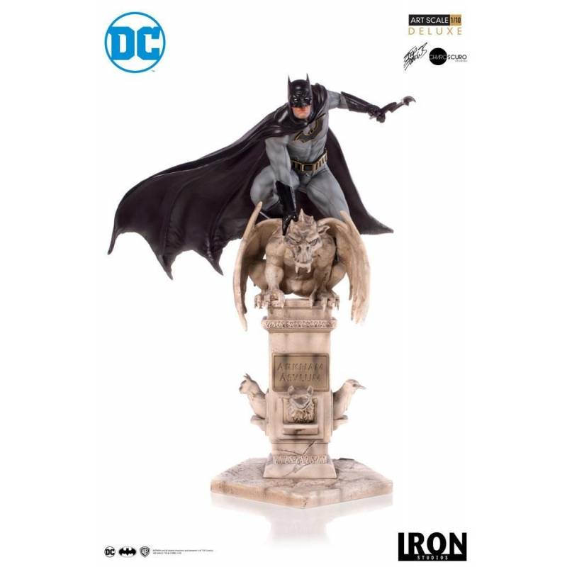 Batman by Eddy Barrows Deluxe Art Scale Iron Studios 1/10 (DC Comics)