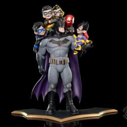 Batman: Family Q-Master diorama (DC Comics)