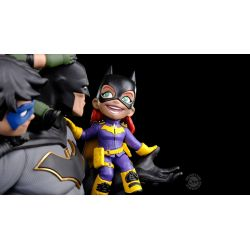 Batman Family Q-Master diorama (DC Comics)