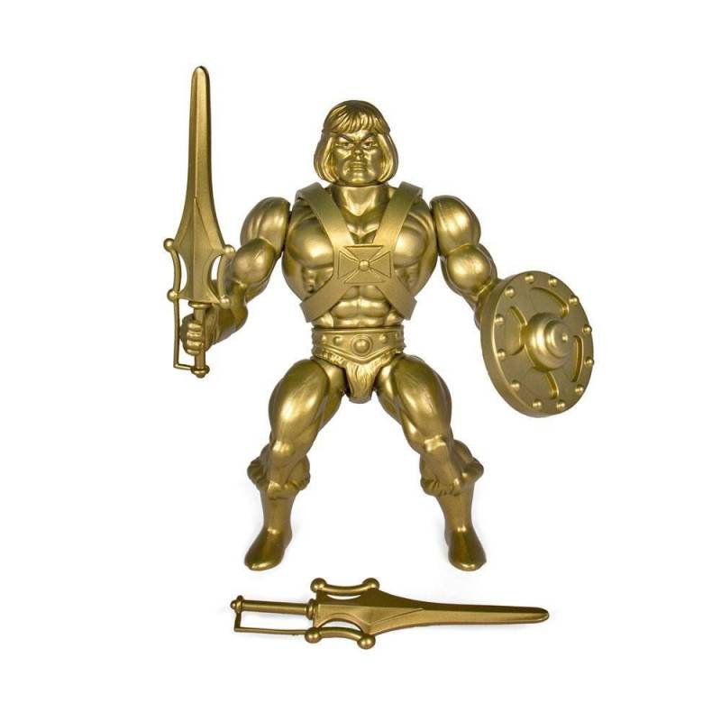 Gold He-Man MOTU Vintage Collection Wave 3 Super7 14 cm action figure (Master of the Universe)