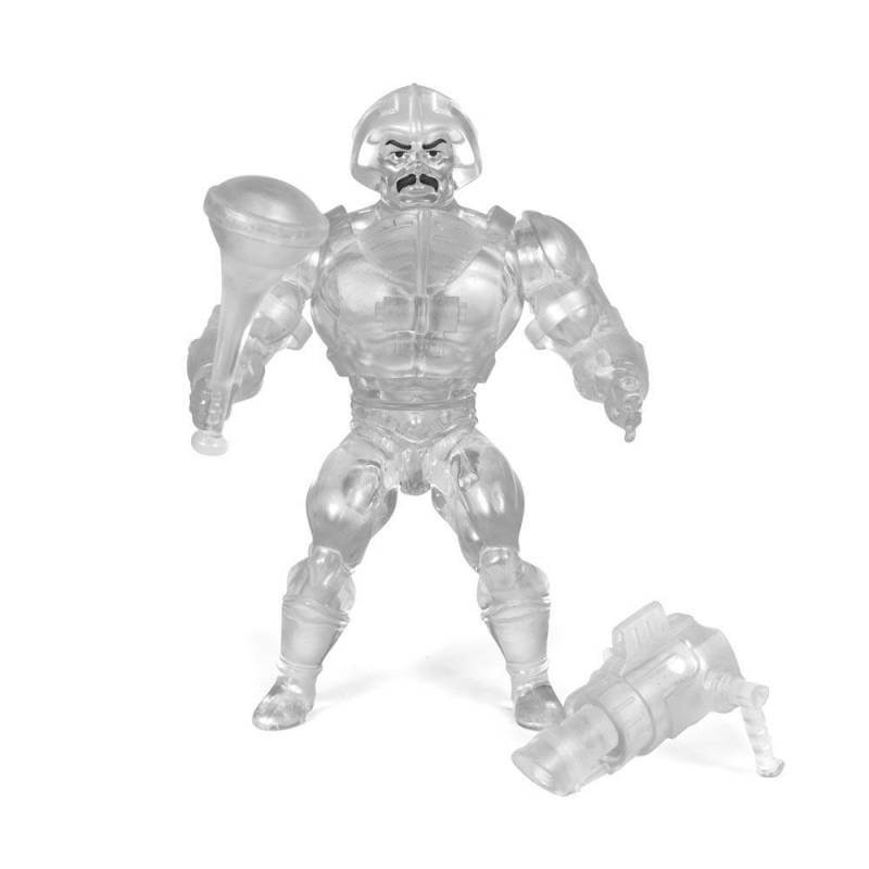 Crystal Man-At-Arms MOTU Vintage Collection Wave 3 Super7 figurine 14 cm (Les Maîtres de l'Univers)