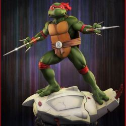 Raphael Pop Culture Shock 53 cm statue (Teenage Mutant Ninja Turtles)