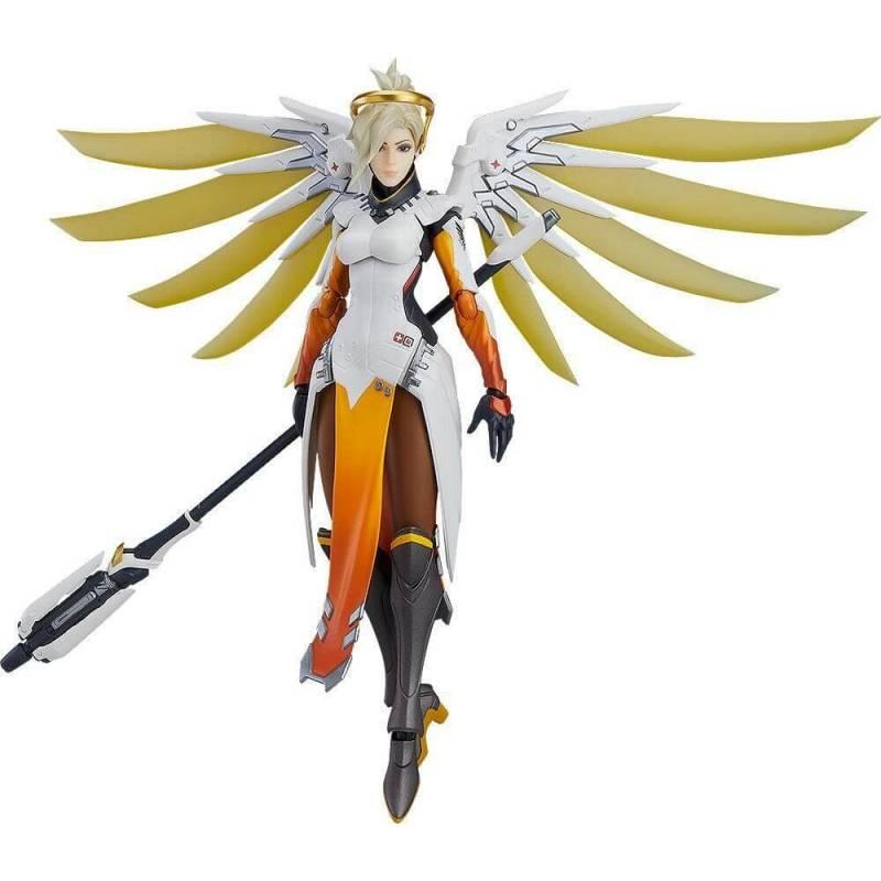 Mercy Figma figurine articulée 16 cm (Overwatch)