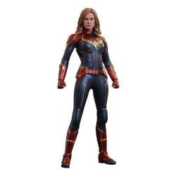 Captain Marvel Hot Toys MMS521 1/6 action figure (Captain Marvel)