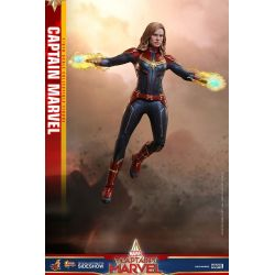 Captain Marvel Hot Toys MMS521 figurine articulée 1/6 (Captain Marvel)
