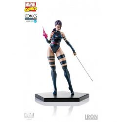 Psylocke Art Scale Iron Studios Concept Store Exclusive Statuette 1/10 (Marvel Comics) - boîte avec défaut