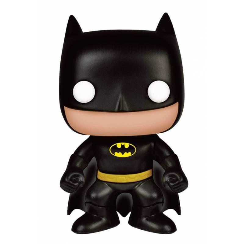 Batman Classic Pop! Funko DC Super Heroes 01 figure 10cm (DC Comics)