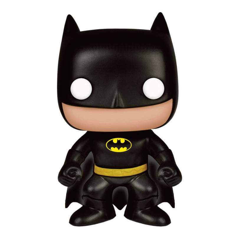 Batman Classic Pop! Funko DC Super Heroes 01 figurine 10cm (DC Comics)
