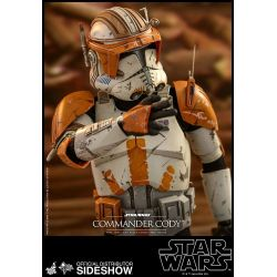 Figurine 1/6 Commander Cody Hot Toys MMS524 (Star Wars III : La Revanche des Sith)