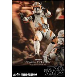Commander Cody Hot Toys MMS524 figurine 1/6 (Star Wars III : La Revanche des Sith)
