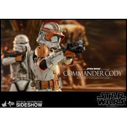 Commander Cody Hot Toys MMS524 1/6 Action Figure (Star Wars III : Revenge of the Sith)