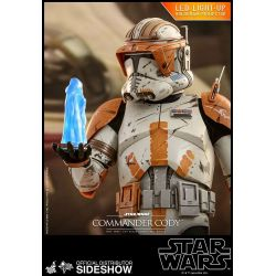 Hot Toys Commander Cody 1/6 figure MMS524 (Star Wars III : Revenge of the Sith)