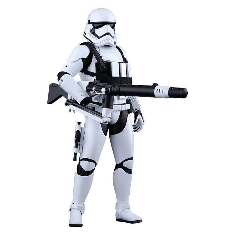 First Order Heavy Gunner Stormtrooper Hot Toys MMS318 (Star Wars VII : The Force Awakens)
