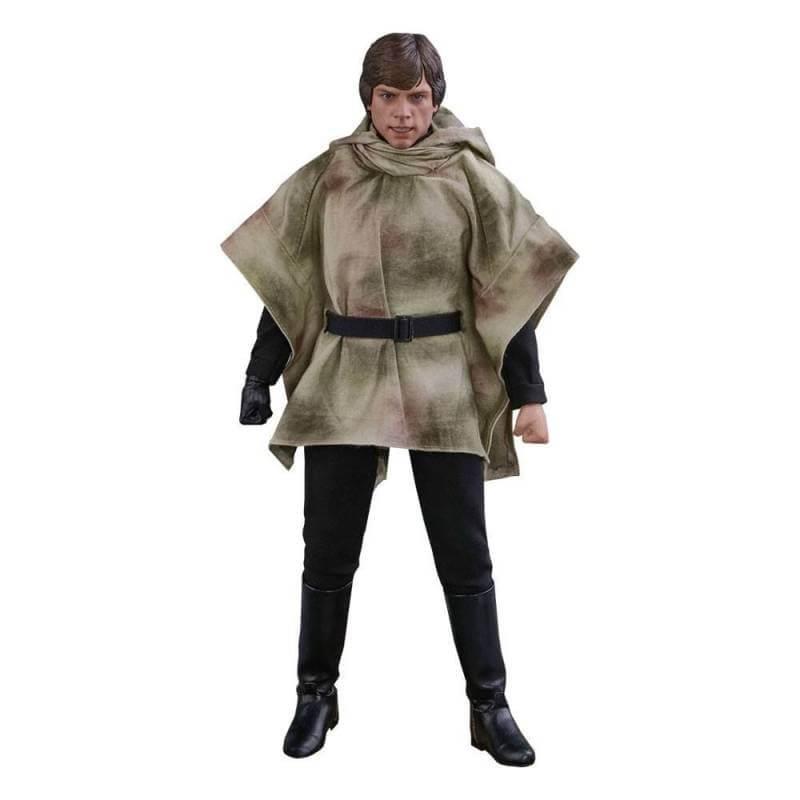 Luke Skywalker Endor Hot Toys MMS516 figurine 1/6 (Star Wars VI : Le Retour du Jedi)