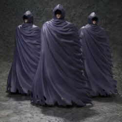 Saint Cloth Myth Mysterious Surplice 3 robes set (Saint Seiya)