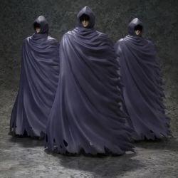 Saint Cloth Myth Mysterious Surplice 3 robes set (Saint Seiya)