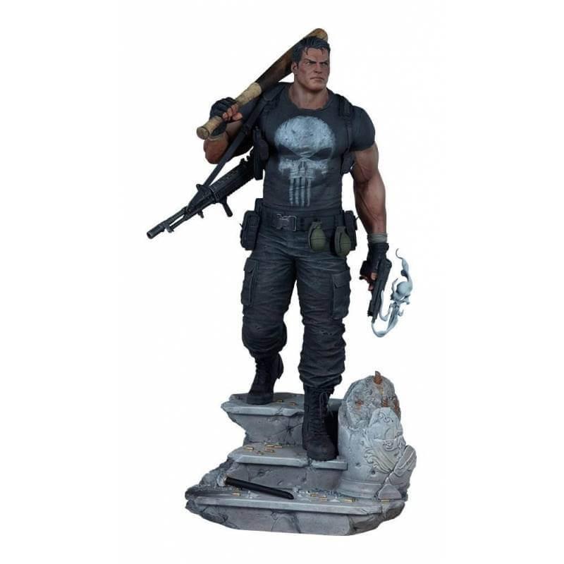 The Punisher Premium Format Sideshow Collectibles statue 56 cm (Marvel Comics)