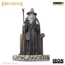 Gandalf Deluxe Art Scale Iron Studios 1/10 figure (The Lord of the Rings)
