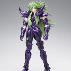 Saint Cloth Myth EX Aries Shion Surplice and Pope accessories (Saint Seiya)