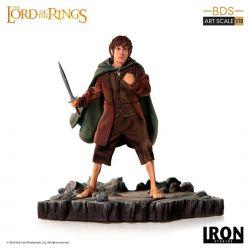 Frodo BDS Art Scale Iron Studios Statue 1/10 (Le Seigneur des Anneaux)